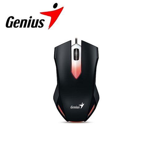 Genius 昆盈 GAMING 光學滑鼠 X-G200