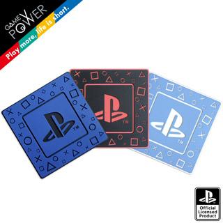 Game Power止滑矽膠杯墊-水藍/藍黑/黑桃 (三色選一)