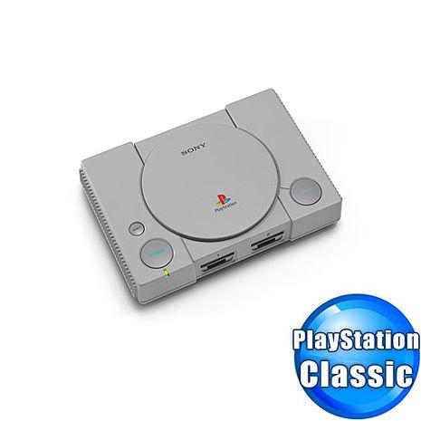 PS4 Classic 迷你復刻初代PS主機 SCPH-1000RH
