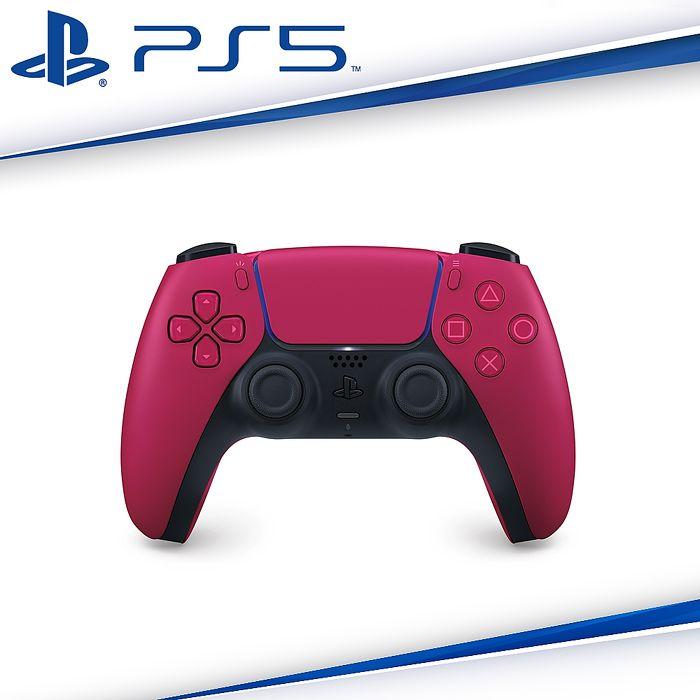 PS5原廠 DualSense 無線控制器-星塵紅 CFI-ZCT1G02