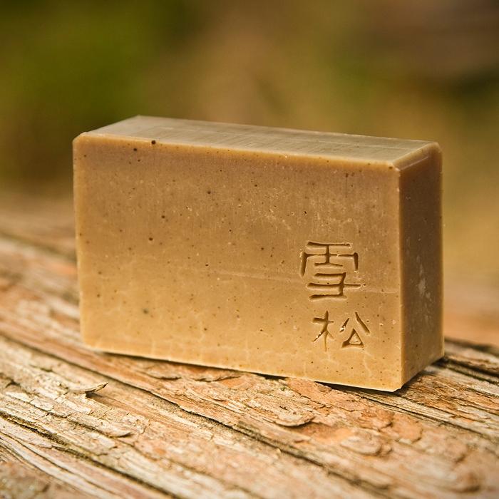 文山手作皂-恬靜雪松(沐浴用)