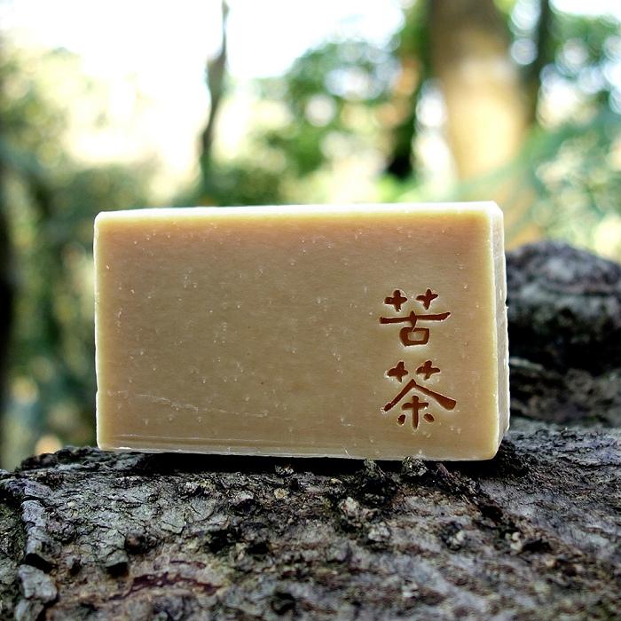 文山手作皂-苦茶洗頭皂(洗頭用) 特賣