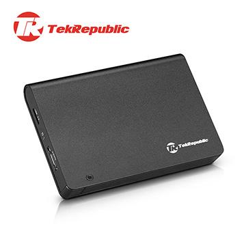 TekRepublic TUE-330 2.5吋 USB 3.0 + eSATA 鋁合金 HDD & SSD 硬碟外接盒