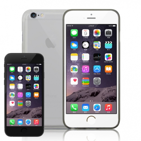 APPLE iPhone 6 4.7吋 防刮TPU果凍保護套