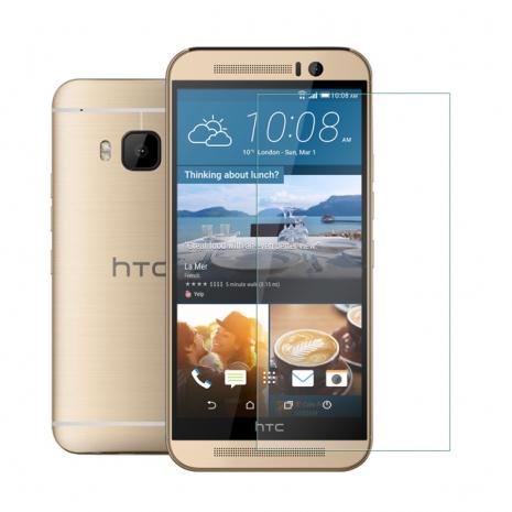 MADALY 防油疏水抗指紋 HTC One M9 鋼化玻璃保護貼