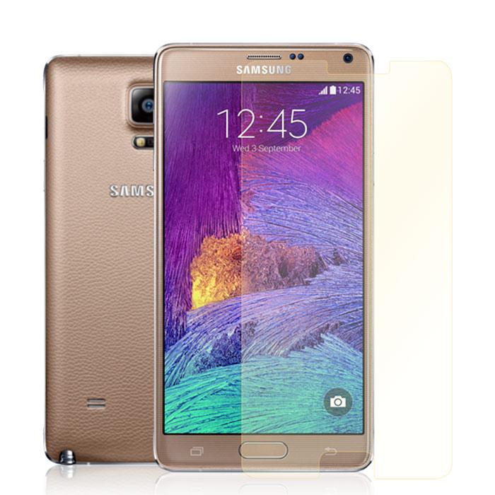 MADALY Samsung Galaxy Note4 抗藍光鋼化玻璃保護貼