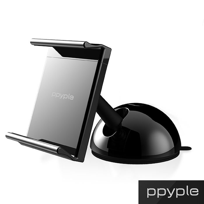 PPYPLE Dash-N5 通用型手機固定架黑