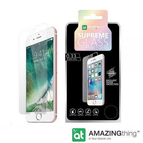 AmazingThing Apple iPhone 7 Plus 透明強化玻璃保護貼