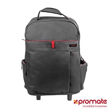 Promate trolleyPak-1 多功能背包行李箱