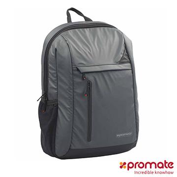 APP Promate Lucent-BP 防水時尚後背包 (灰)