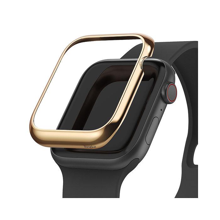 Rearth Apple Watch S4/5/6/SE 40mm 高質感金屬錶環