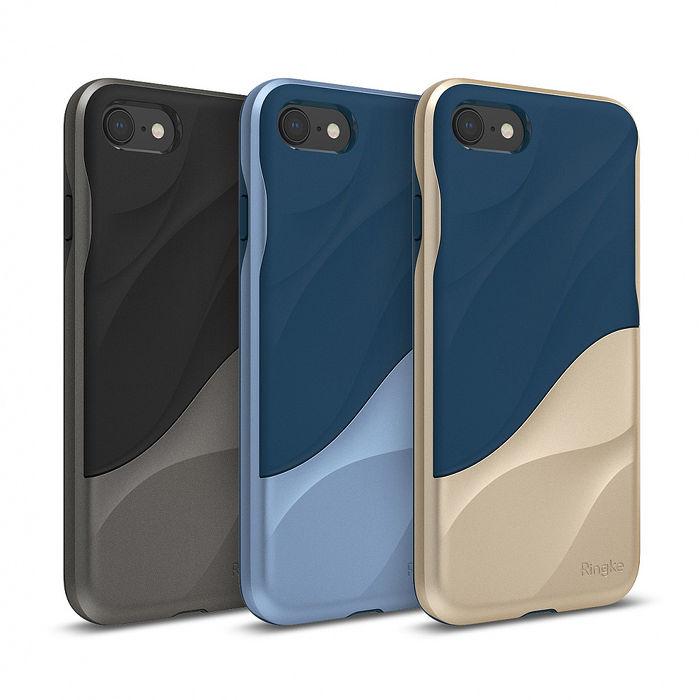 Rearth Apple iPhone SE(2代)(Ringke Wave) 抗震保護殼
