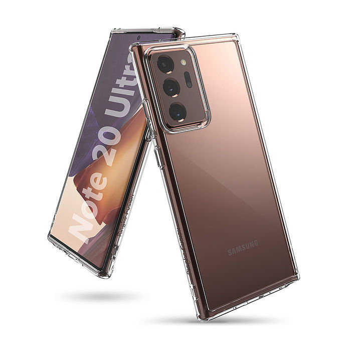 Rearth 三星 Galaxy Note 20 Ultra (Ringke Fusion) 高質感保護殼