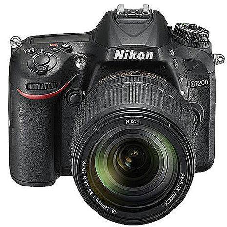 Nikon D7200 18-140mm 單鏡組(公司貨)-送相機包+專屬電池+UV保護境+保護貼+大清潔組