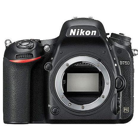 【領券折】Nikon D750 單機身 (公司貨)-送64G 95MBs高速記憶卡+原廠電池+遙控器+快門線+HDMI線+原廠減壓背帶+吹球清潔組