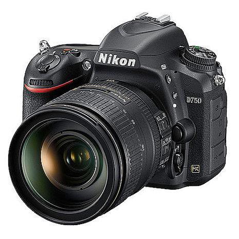 結帳再折★Nikon D750 24-120mm 單鏡組-全片幅數位單眼相機(公司貨)-加送清潔組+螢幕保護貼