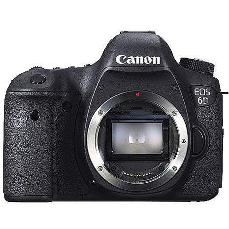 Canon EOS 6D 單機身(公司貨)-送原廠電池+保護貼+清潔組