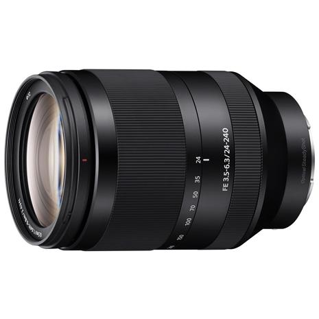 SONY FE 24-240mm F3.5-6.3 OSS (SEL24240) 望遠變焦鏡 (公司貨)- 送KENKO保護鏡+吹球清潔組