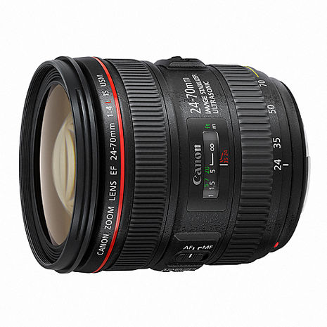 Canon EF 24-70mm f/4L IS USM(平行輸入)
