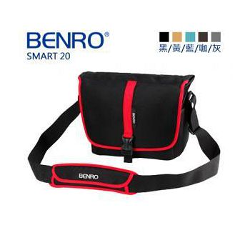 BENRO百諾 SMART20 單肩攝影側背包 精靈系列卡