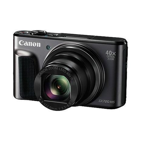 Canon PowerShot SX720HS (公司貨)-送32G記憶卡+通用皮套+保護貼+清潔組