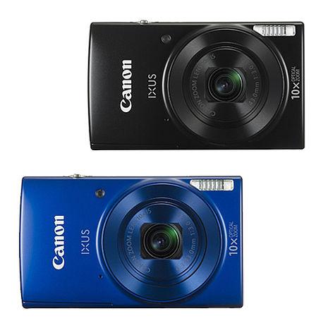 Canon IXUS 190 (公司貨)-送16G記憶卡+副廠電池+清潔組+保護貼