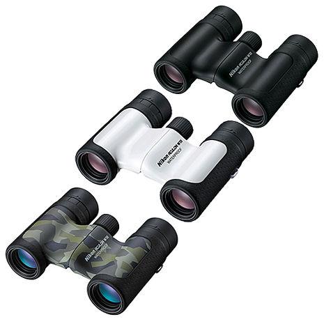 Nikon Aculon W10 10X21 輕巧防水 雙筒望遠鏡 公司貨迷彩