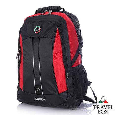 Travel Fox 旅狐索隆尼後背包(紅)(TB586-04)【預購】