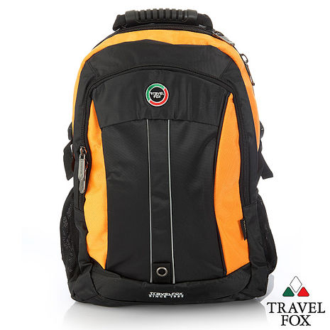 Travel Fox 旅狐索隆尼後背包(橘)(TB586-16)【預購】
