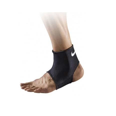 【NIKE】護踝套2.0-亞規 -配件 路跑 慢跑 黑白L