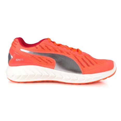 【PUMA】IGNITE ULTIMATE 女慢跑鞋- 路跑 運動 健走 橘銀25