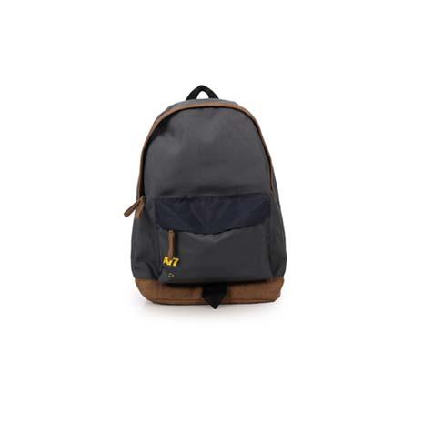 【ASICS】後背包 -亞瑟士 旅行包 旅行袋 13吋 深灰卡其F