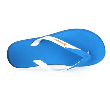 【Rider】男運動拖鞋 -人字拖鞋 夾腳拖 海邊 海灘 沙灘 游泳 寶藍白28