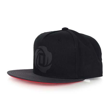 【ADIDAS】DROSE 5.0 SNAP運動休閒帽-帽子 街舞 愛迪達 防曬 黑灰