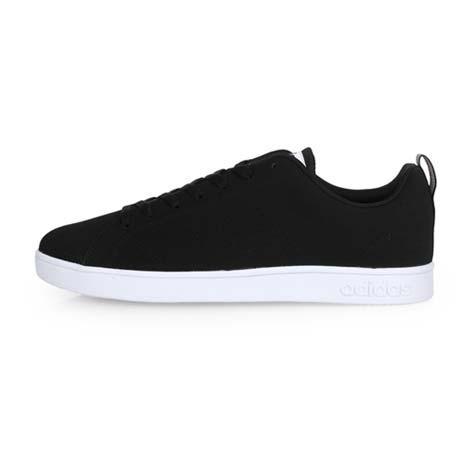 【ADIDAS】VS ADVANTAGE CLEAN 男休閒鞋 黑白28.5