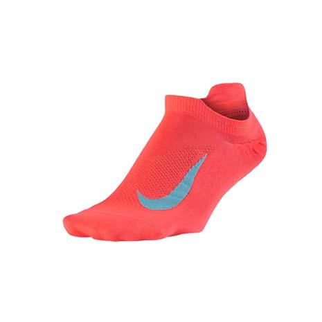 【NIKE】男女菁英輕質隱形襪-慢跑 路跑 襪子 短襪 一雙入 亮粉灰M