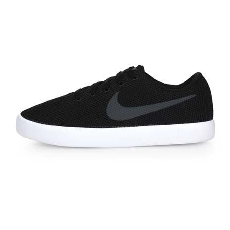 【NIKE】ESSENTIALIST 男休閒板鞋-滑板鞋 黑白27.5