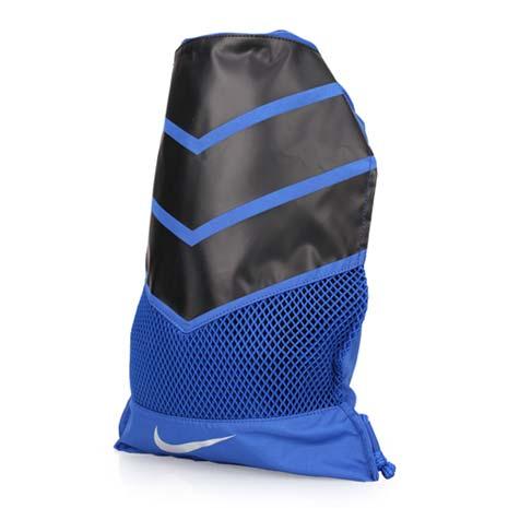 【NIKE】VAPOR 束口袋-雙肩包 後背包 收納袋 寶藍黑F