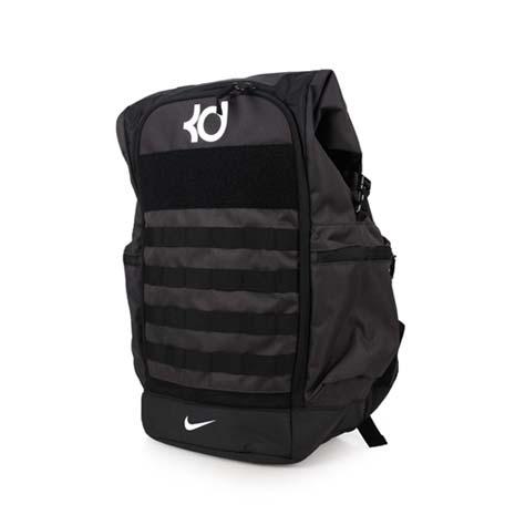【NIKE】KD NK TREY 籃球後背包-雙肩包 黑白F
