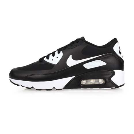 【NIKE】AIR MAX90 ULTRA 2.0 ESSENTIAL男休閒運動鞋 黑白28