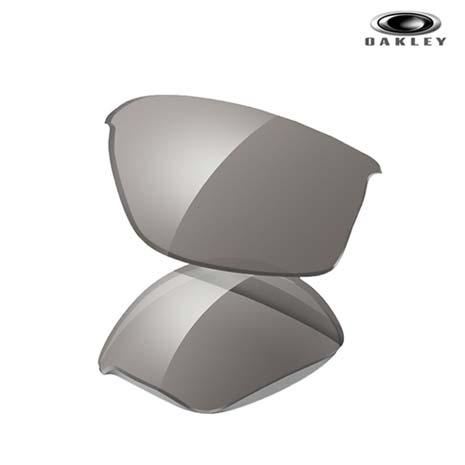 【OAKLEY】一般太陽眼鏡鏡片-附收納袋 可替換 抗UV 黑F
