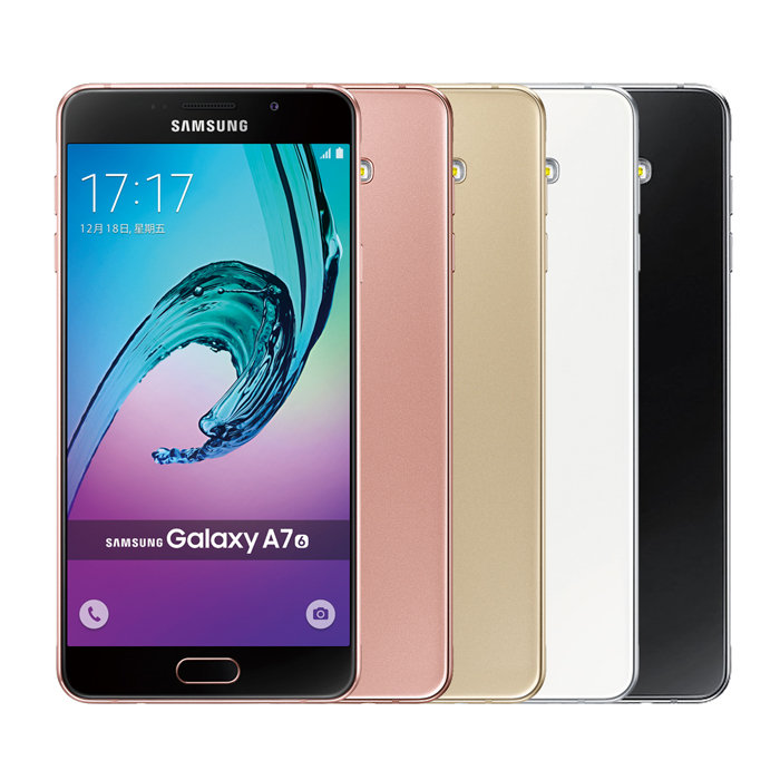 【送玻璃貼+原廠保護殼+記憶卡】SAMSUNG Galaxy A7 A710Y(2016 年版)