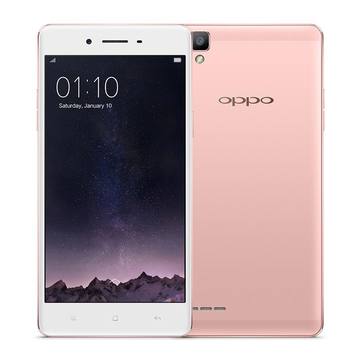 【送二好禮】OPPO F1 5吋八核心智慧機-粉色