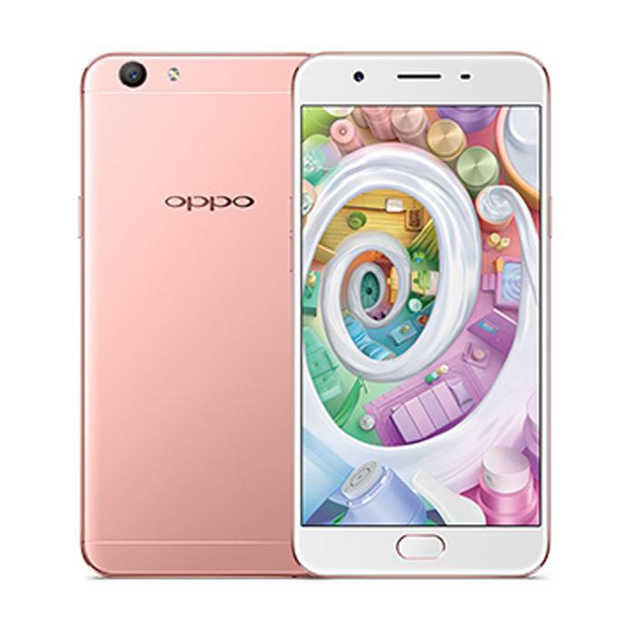 【送五好禮】OPPO F1s 5.5吋雙卡雙待自拍美顏機-玫瑰金-智慧手機‧平板-myfone購物