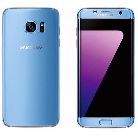 【送保護貼+空壓殼】SAMSUNG Galaxy S7 edge(4G/32G)-冰湖藍