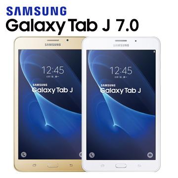 ▼送保貼+皮套+32G記憶卡▼SAMSUNG Galaxy Tab J 7.0  7吋四核平板 LTE版/8GB (T285)