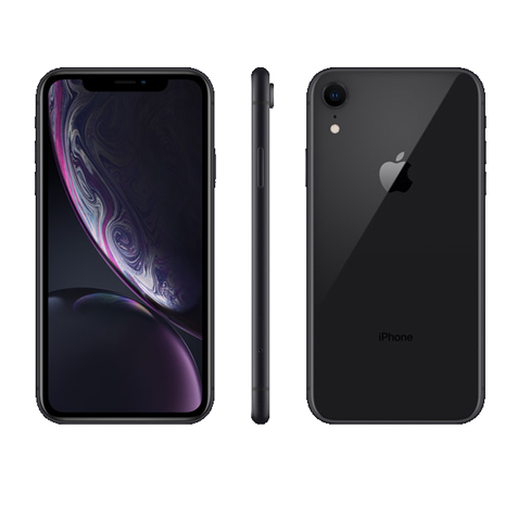 Apple iPhone XR 128G (黑色)