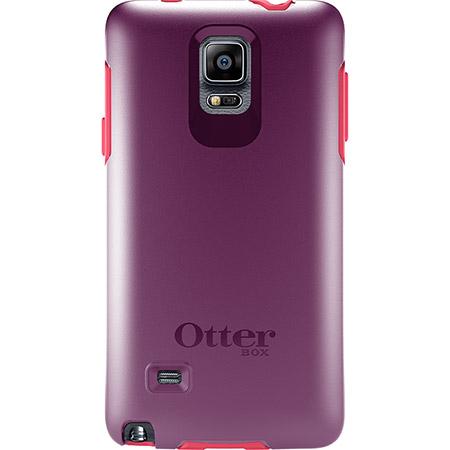Otterbox SYMMETRY 防摔保護套 SAMSUNG GALAXY NOTE 4 -紫桃-手機平板配件-myfone購物
