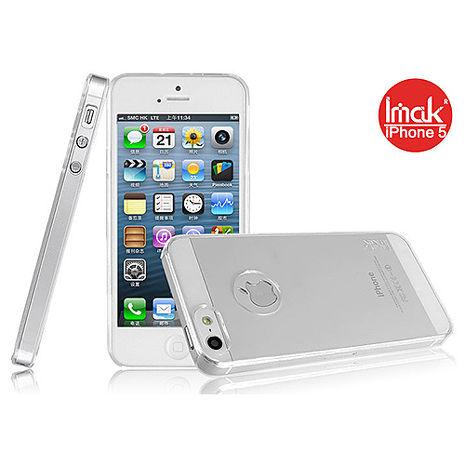 iMAK 羽翼水晶殼保護背蓋-Apple iphone5/5S