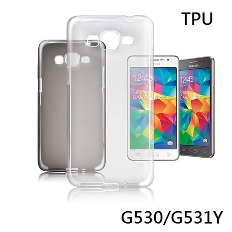 TPU超薄透明背蓋-Samsung Grand Prime G530/G531Y+ Obien R-Killer 電磁波輻射防磁波片